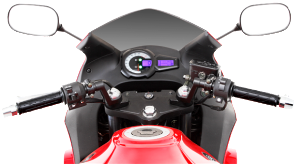 Painel Dafra Roadwin 250R 2015