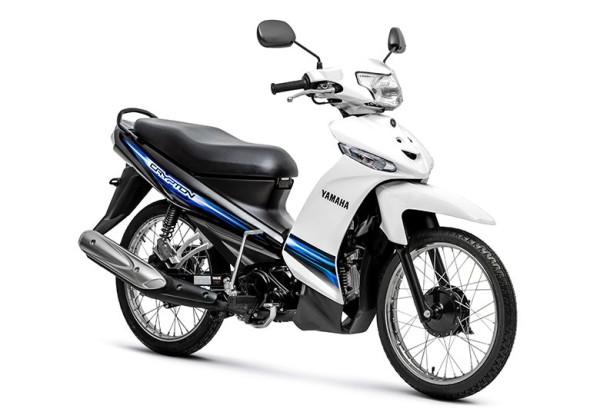 Yamaha T 115 Crypton K
