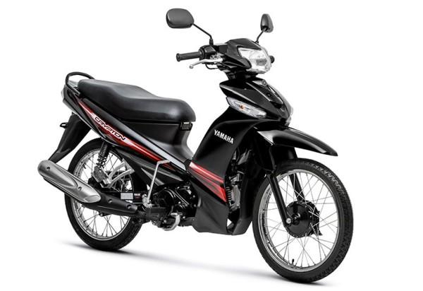 Yamaha T 115 Crypton K  Fotos