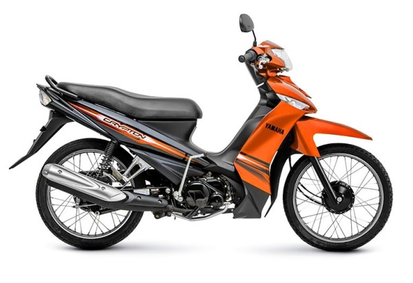 Yamaha T 115 Crypton K  Laranja