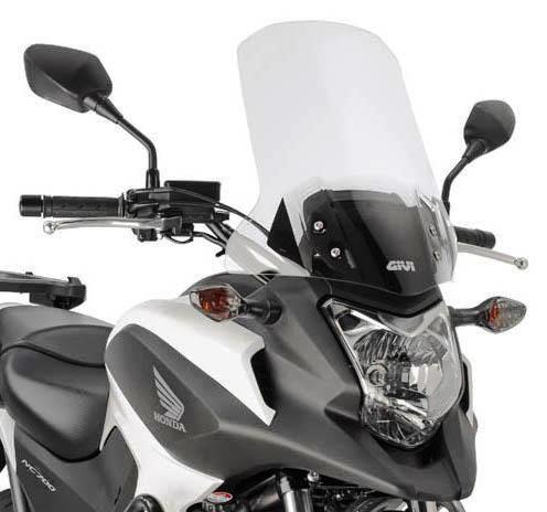 consumo Honda NC 750X 2015