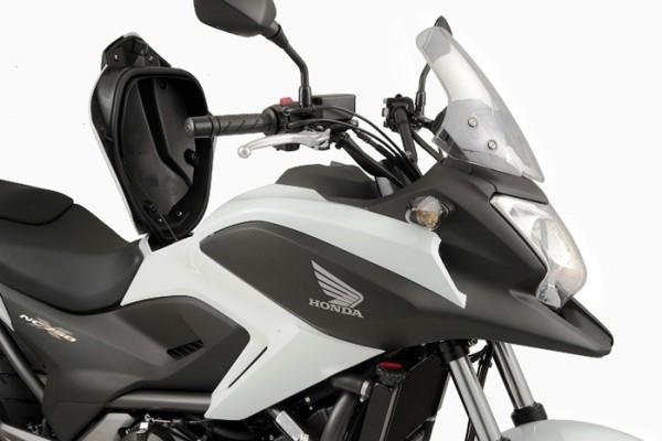 detalhes Honda NC 750X 2015