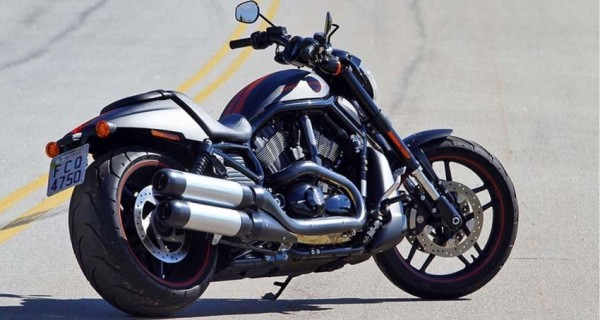 Moto Night Rod Harley-Davidson Brasil