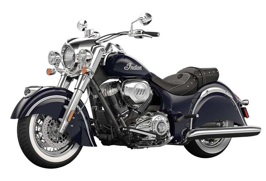 Moto Indian Chief Classic Motorede