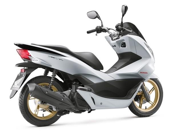 Nova Honda Pcx 150 2016 Motorede