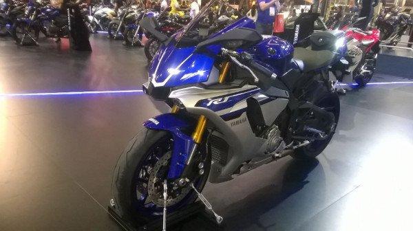 nova Yamaha YZF R1 lancada no Salao Duas Rodas 2015