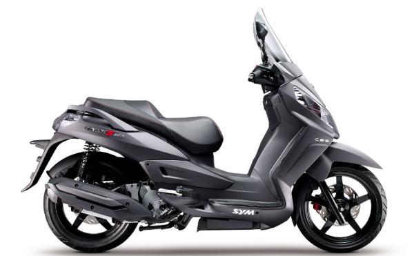 Dafra Citycom 300i 2017 mais potente – e mais caro – para brigar com Honda SH 300i