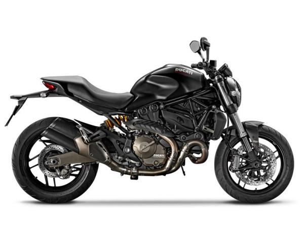 Ducati Monster 821 Dark é lançada no Brasil