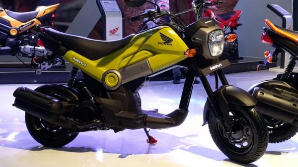 "Honda Navi – Moto ""irmã da Pop"" chega ao mercado indiano"