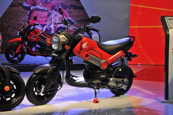 "Honda Navi – Moto ""irmã da Pop"" chega ao mercado indiano 7"
