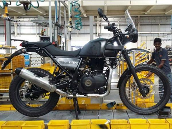 Royal Enfield Himalayan – Modelo será lançado em fevereiro? Confira!