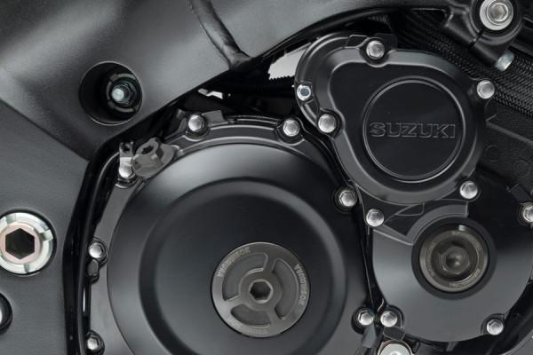 Suzuki anuncia edições especiais para a GSX-S1000 e a GSX-S100F 8