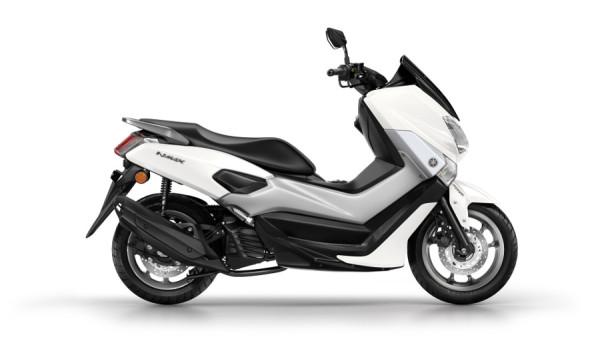 Yamaha NMax 160 chega ao México custando R$9.783