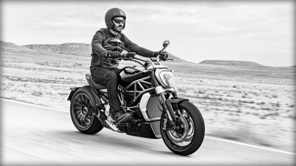 Ducati XDiavel S – R$80 mil de potência! 2