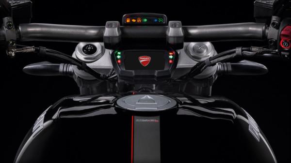 Ducati XDiavel S – R$80 mil de potência! 8