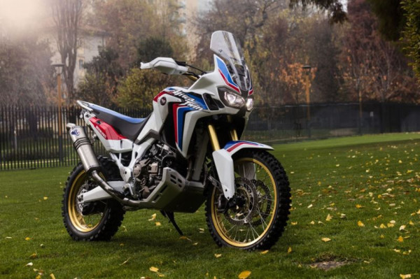 Honda Africa Twin Adventure Sports – Conceito Revelado! 1