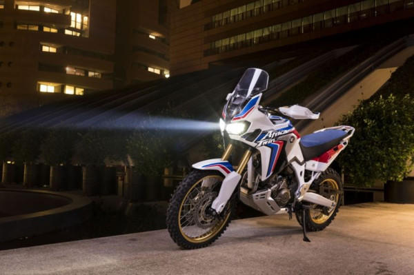 Honda Africa Twin Adventure Sports – Conceito Revelado! 2