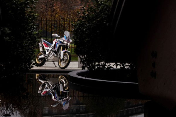 Honda Africa Twin Adventure Sports – Conceito Revelado! 3