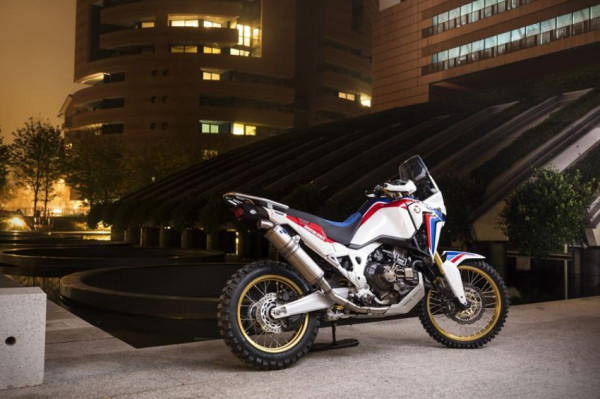 Honda Africa Twin Adventure Sports – Conceito Revelado! 4
