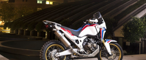Honda Africa Twin Adventure Sports – Conceito Revelado! 5