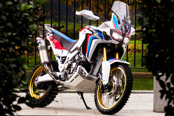 Honda Africa Twin Adventure Sports – Conceito Revelado! 6