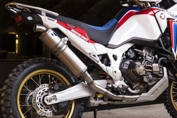Honda Africa Twin Adventure Sports – Conceito Revelado! 7