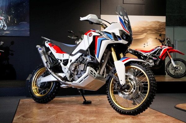 Honda Africa Twin Adventure Sports – Conceito Revelado! 8