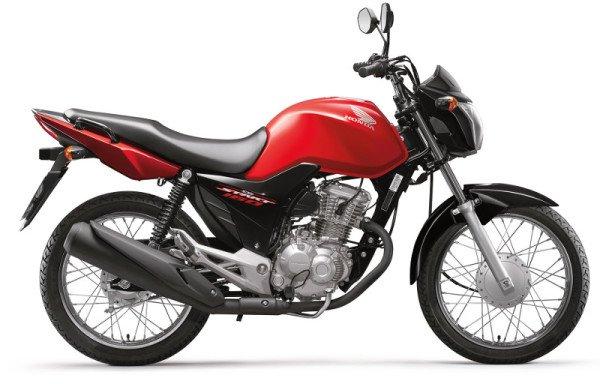 Honda CG 160 Start 2016 chega ao mercado brasileiro 1