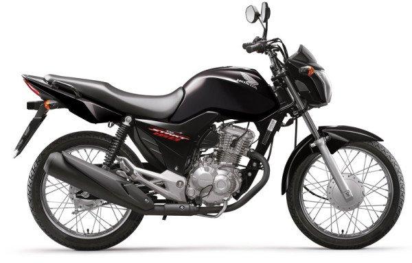 Honda CG 160 Start 2016 chega ao mercado brasileiro 2