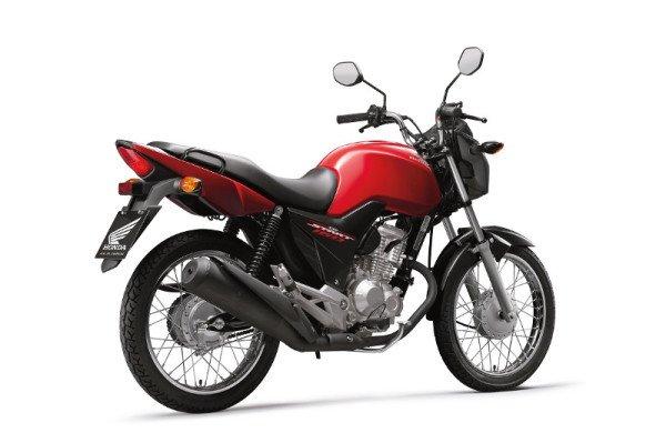 Honda CG 160 Start 2016 chega ao mercado brasileiro 3