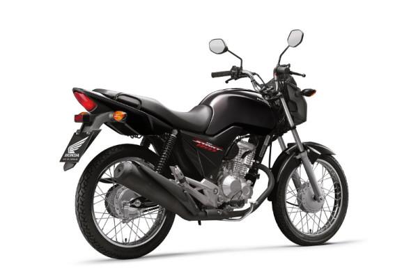Honda CG 160 Start 2016 chega ao mercado brasileiro 4