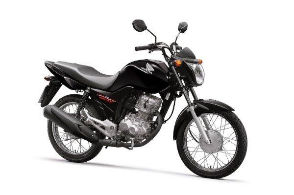 Honda CG 160 Start 2016 chega ao mercado brasileiro 6