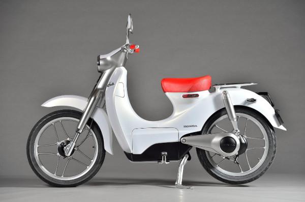 Honda EV-CUB – Modelo elétrico deve entrar em produção dentro de dois anos! 1