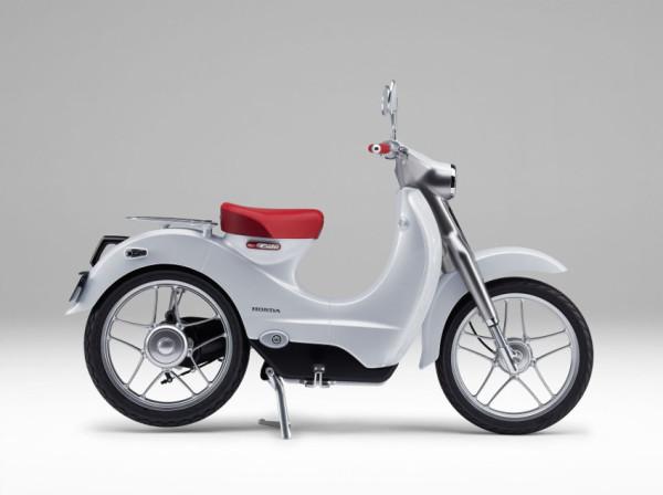 Honda EV-CUB – Modelo elétrico deve entrar em produção dentro de dois anos! 3