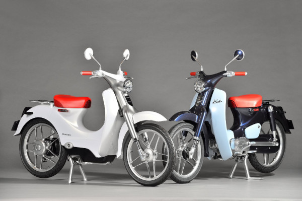 Honda EV-CUB – Modelo elétrico deve entrar em produção dentro de dois anos! 6