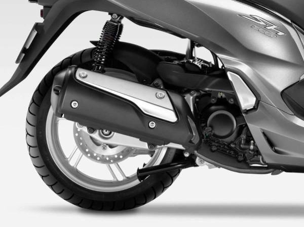 Honda SH 300i – Scooter pode chegar custando R$24 mil! 4
