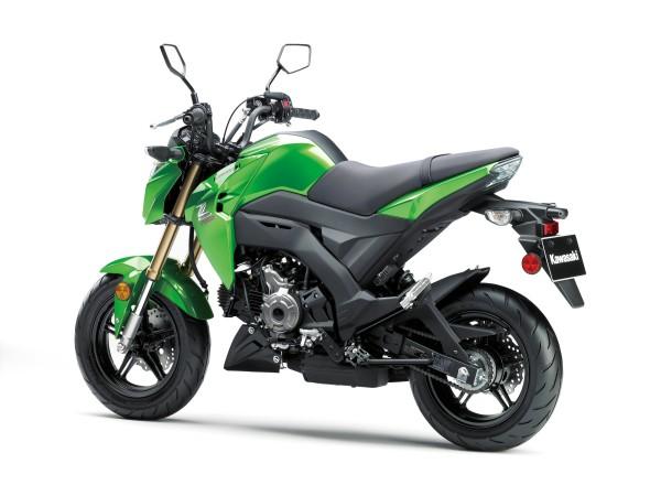 Kawasaki Z125 Pro – Compacta lançada nos Estados Unidos 4