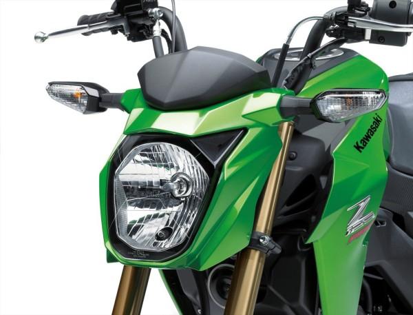 Kawasaki Z125 Pro – Compacta lançada nos Estados Unidos 5