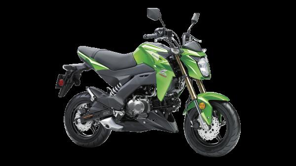 Kawasaki Z125 Pro – Compacta lançada nos Estados Unidos