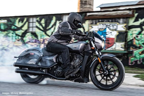 Victory Octane - Moto mais poderosa da marca chega com 104 cv de potência! 3