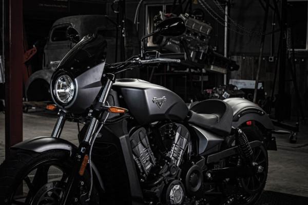 Victory Octane - Moto mais poderosa da marca chega com 104 cv de potência! 4