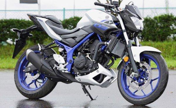 Yamaha NMax 160 e Yamaha MT-03 chegam ao Brasil 10