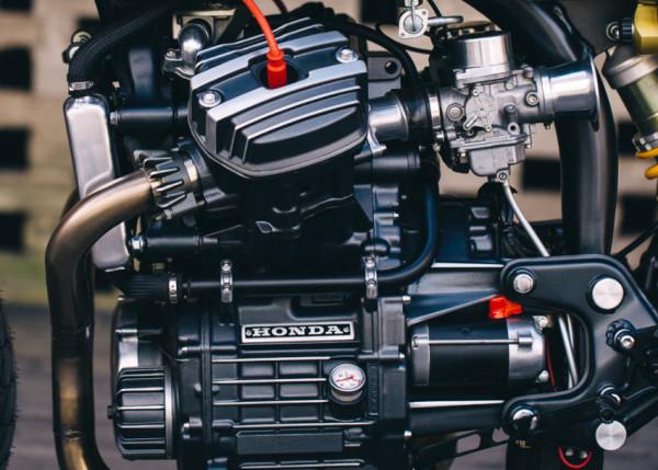 Blacktrack BT-01 – Café Racer com DNA da Honda CX 500 5