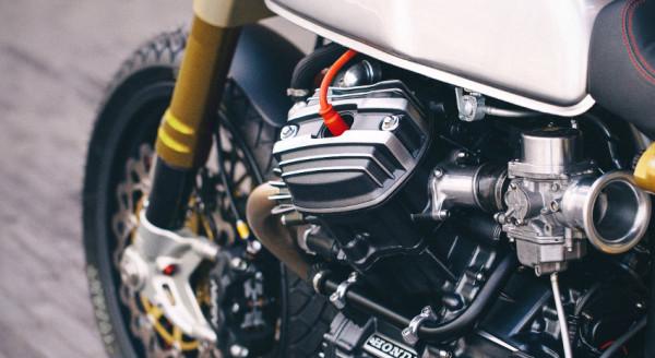 Blacktrack BT-01 – Café Racer com DNA da Honda CX 500 6