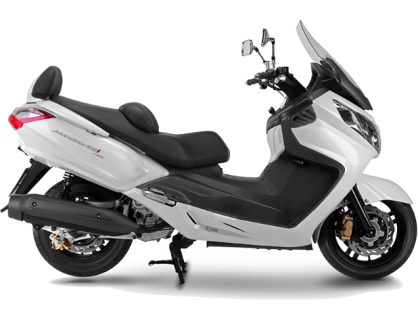 Dafra Maxsym 400i tem redução para brigar com Honda SH 300i 2