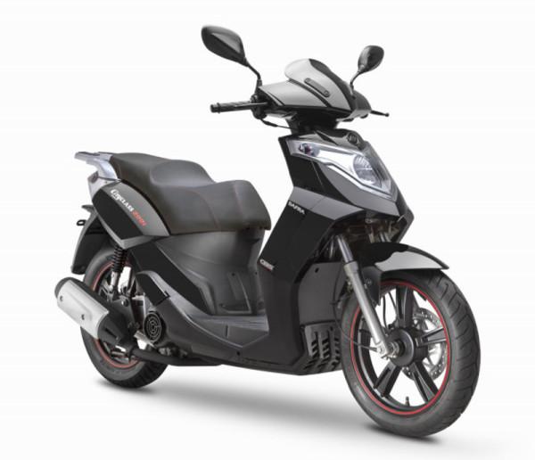 Dafra Maxsym 400i tem redução para brigar com Honda SH 300i 3