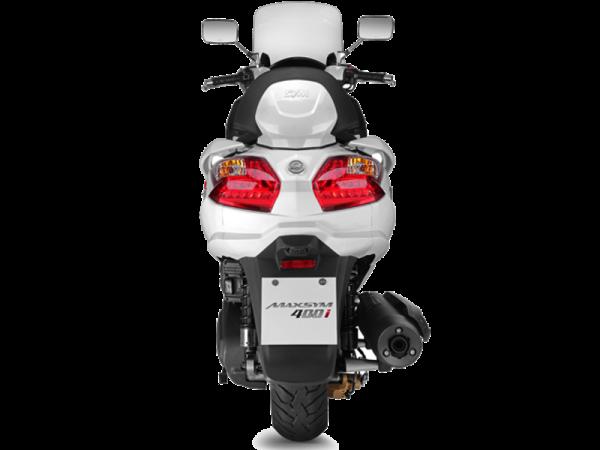 Dafra Maxsym 400i tem redução para brigar com Honda SH 300i 4