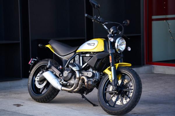 Ducati Scrambler Icon – Essência clássica, mas muito cara 2
