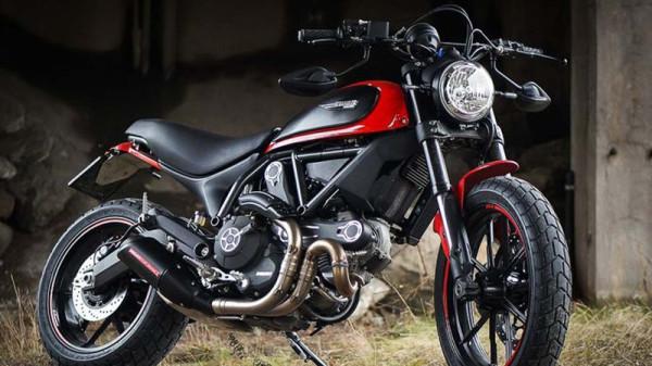 Ducati Scrambler Icon – Essência clássica, mas muito cara 3