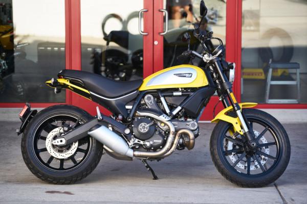 Ducati Scrambler Icon – Essência clássica, mas muito cara 4